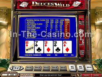 Deuces Wild at Cameo Casino
