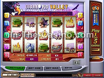 Diamond Valley at Cameo Casino
