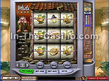 Goblin's Cave at Cameo Casino