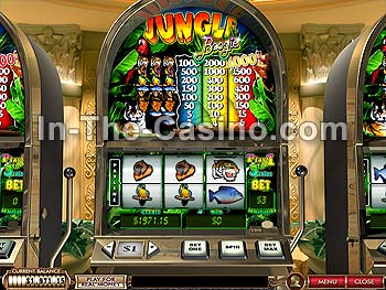 Jungle Boogie at Cameo Casino