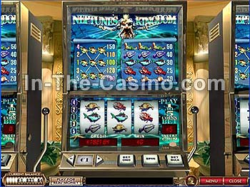 Neptune's Kingdom at Cameo Casino