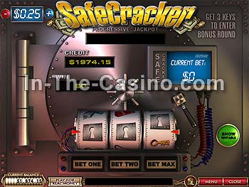 Safecracker at Cameo Casino