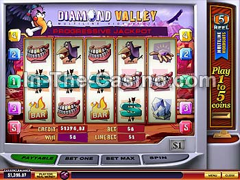 Diamond Valley at Del Rio Casino