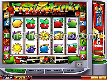 Fruitmania at Del Rio Casino