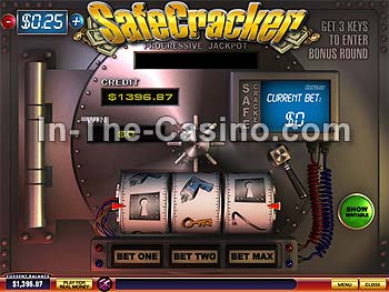 Safecracker at Del Rio Casino