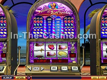 Sultan's Fortune at Del Rio Casino