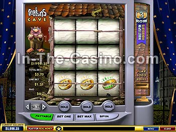Goblin's Cave at Europa Casino