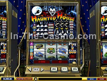Haunted House at Europa Casino