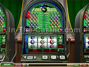 8-Ball Slots at Tropez Casino