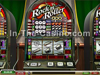 Rock'n'Roller at Tropez Casino