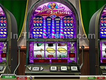 Sultan's Fortune at Tropez Casino