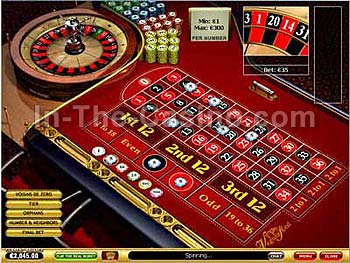 European Roulette en Vegas Red Casino