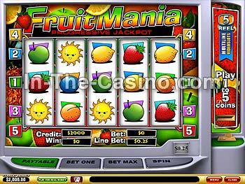 fruitmania casino