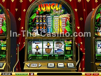 Jungle Boogie at Vegas Red Casino