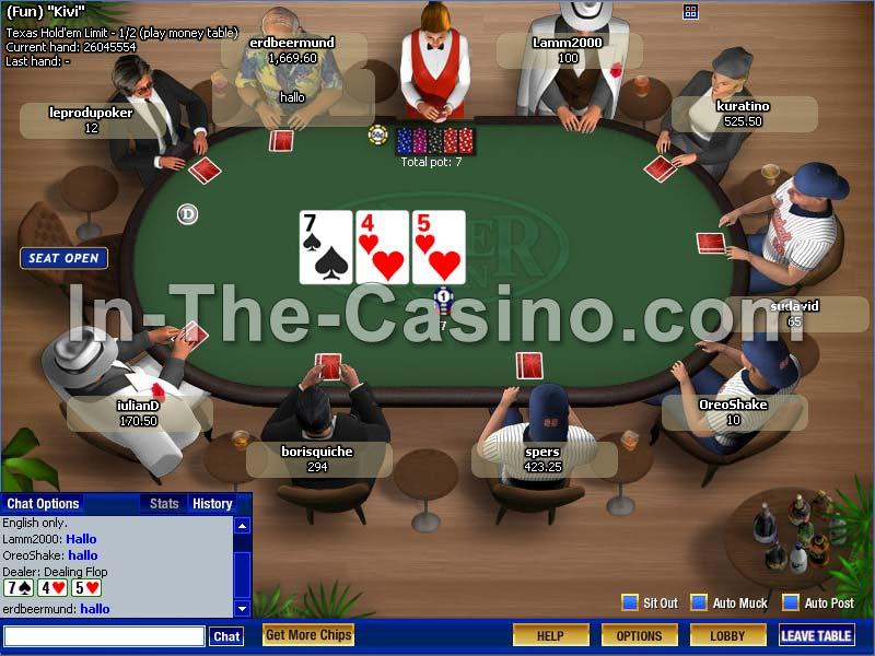 Ocean Poker