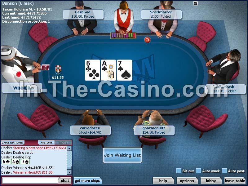 Titanpoker.com™ - Best Online Poker Site - Deposit €50 get ...
